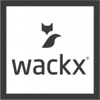 Logo der Firma Wackx Kerzen