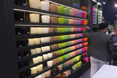Serie Conner, immer aktuelle Farben - Hackbijl Glas